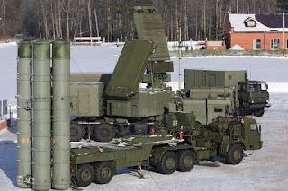 Sistem Pertahanan Rudal S-400
