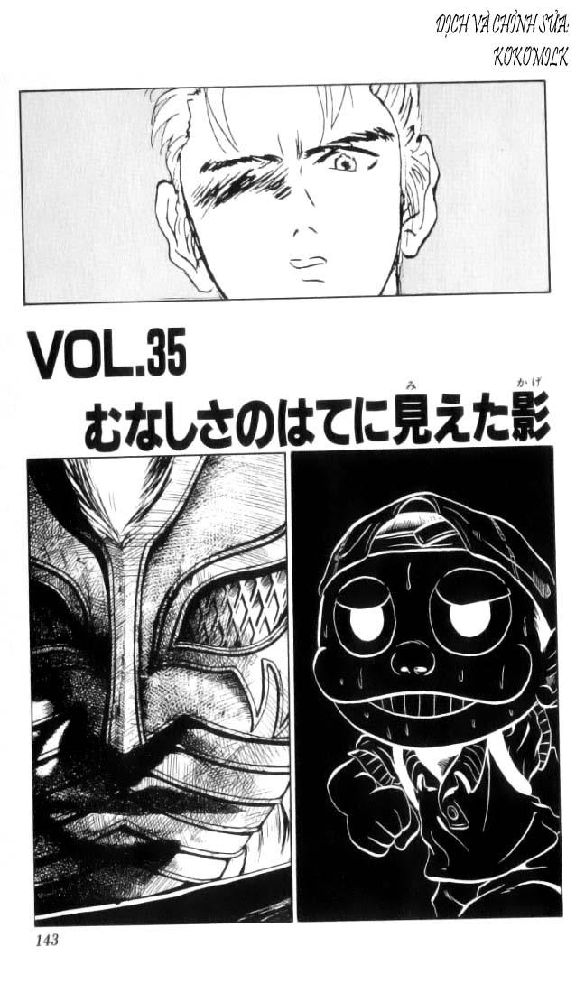 NINKU vol 35 trang 1