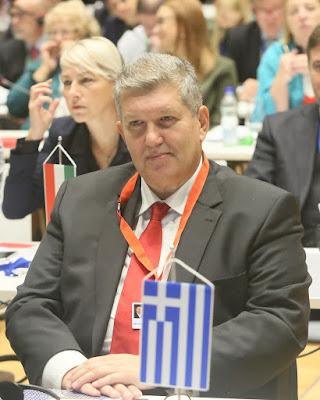 ΓΙΑΝΝΗΣ ΚΑΡΑΓΙΑΝΝΗΣ-Εκπρόσωπος της Βουλής στην Κοινοβουλευτική Διάσκεψη για τον Παγκόσμιο Οργανισμό Εμπορίου