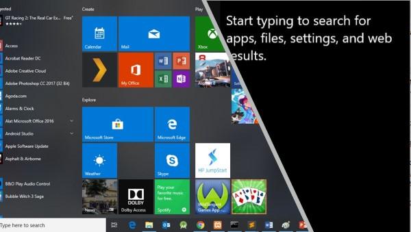 Cara Mengatasi Pencarian (Windows Search) Windows 10 Tidak Berfungsi Terupdate