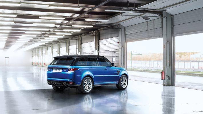 Wallpaper 2: Range Rover SVR