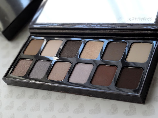 Laura Mercier Extreme Neutrals Eyeshadow Palette Review, Photos, Swatches