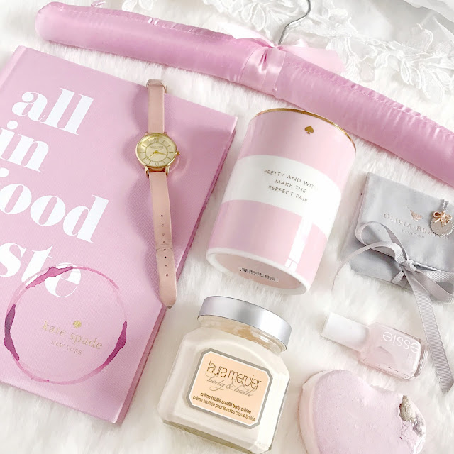 5 Princess Products Every Girly Girl Needs | Kate Spade, Olivia Burton, Essie & Laura Mercier