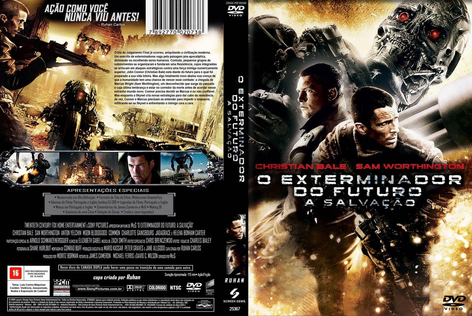 o filme exterminador do futuro 4 dublado completo