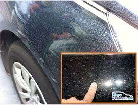 Tips Cara Menghilangkan Bintik-Bintik Pada Bodi Mobil