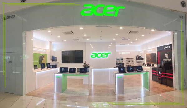 Alamat nomor telepon Service Center Acer Jakarta Utara
