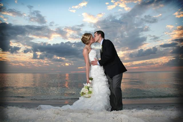 naples sunset wedding