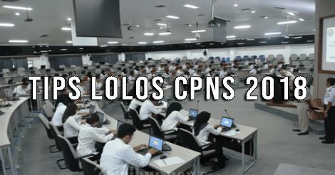 Lulus Tes CPNS 2018