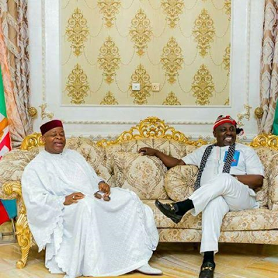 igbos will support President Buhari in the eight years he will be in office- Okorocha