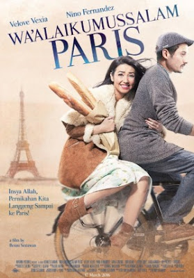 Download Wa'alaikumSalam Paris (2016) Full Indonesia Movie Gratis