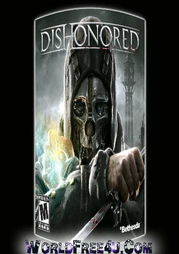 Cover Of Dishonored Full Latest Version PC Game Free Download Mediafire Links At worldfree4u.com