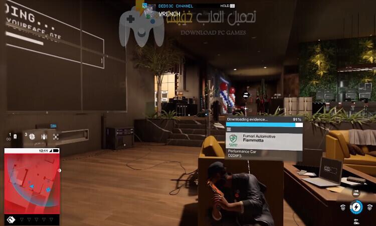 تحميل لعبة واتش دوقز 1 للكمبيوتر مضغوطة