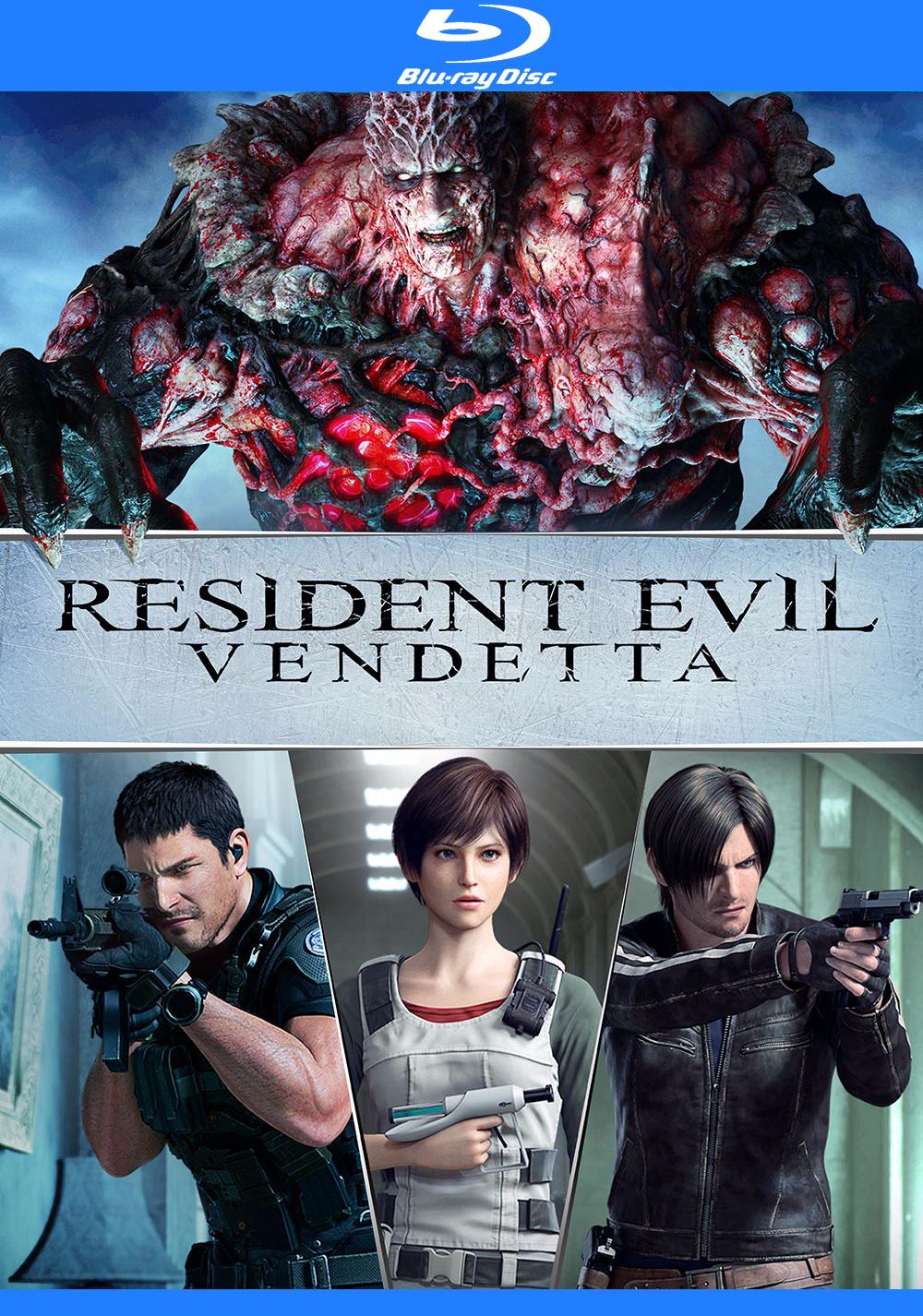 Download Resident Evil A Vingança (2017) - Legendado MP4 720p BDRip MEGA