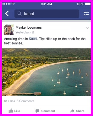 How to Search by Location on Facebook