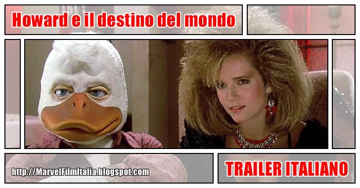 Marvel Film Italia: Howard e il destino del mondo (1986) - Trailer italiano