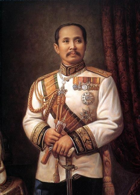 Rama V - Thai King
