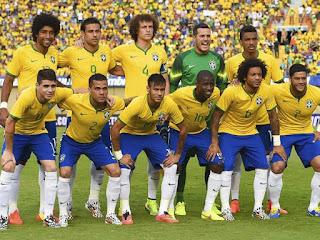 Seleccion brasilera de futbol 2014