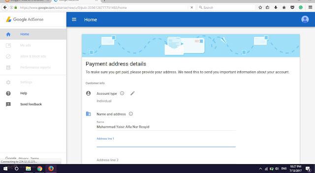 Cara Mendaftar Google Adsense Non Hosted Full Aprove Terbaru