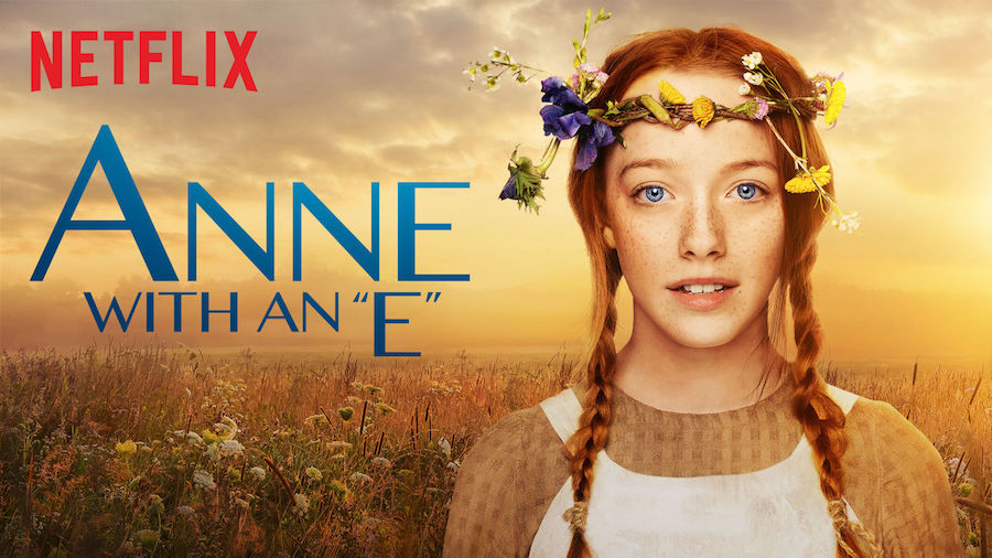 Portada de Anne with an E