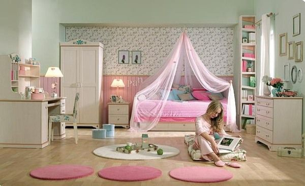Baby Bedroom Decorating Idea