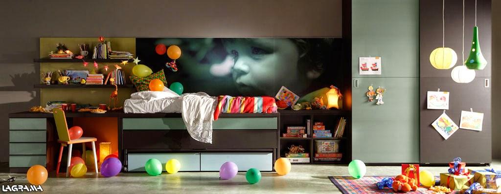Como amueblar los dormitorios juveniles - Amueblar habitacion juvenil ...