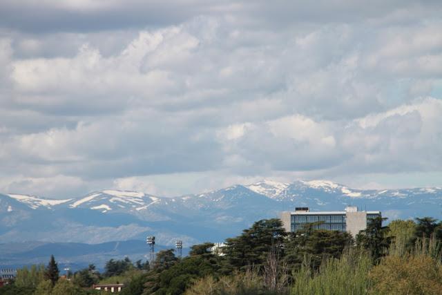 sierra Madrid teleferico