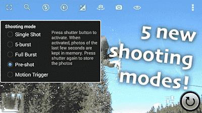 Aplikasi Edit Foto Melayang Android Fast Burst