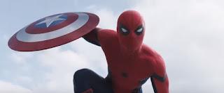 Trailer Kedua Captain America:Civil War Muculkan Spiderman