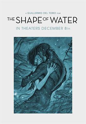 La Forma del Agua, de Guillermo del Toro, inaugurará Sitges 2017