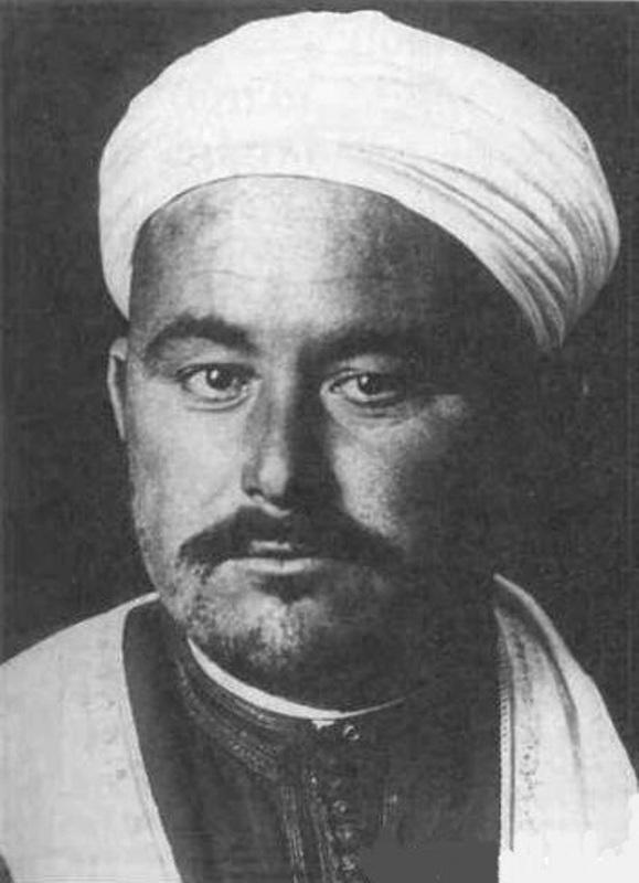 محمد بن عبد الكريم الخطابي