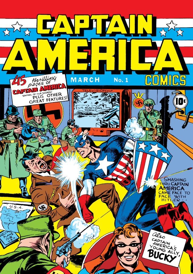 20 December 1940 worldwartwo.filminspector.com Captain America