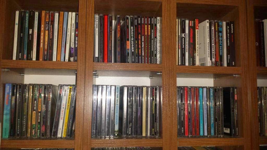 ogromna oryginalna kolekcja plyt cd audio okazja 4423725059 - Niech muzyka płynie...