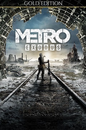 Metro Exodus Jogos Torrent Download capa