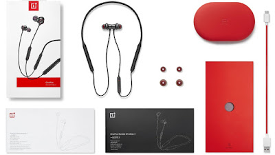 One Plus Launched Wireless Bullet Earphones 2 Technogienie