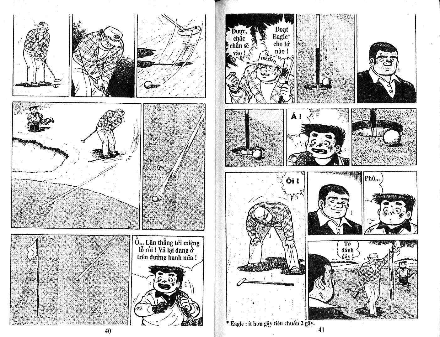 Ashita Tenki ni Naare chapter 18 trang 18
