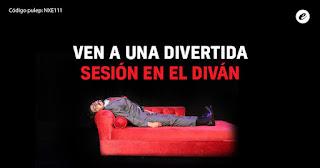 POS 1 EL DIVÁN ROJO | 2019