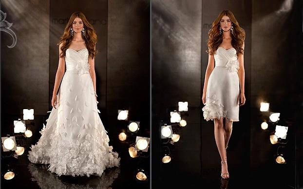 Platinum Touch Events: Convertible Wedding Dresses