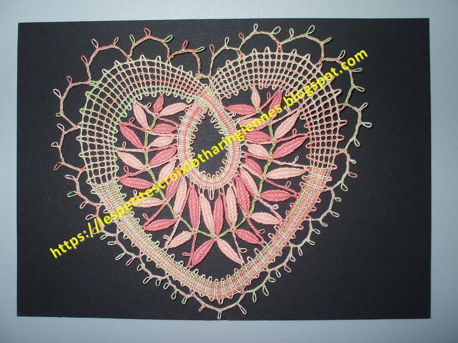 Coeur fuseaux
