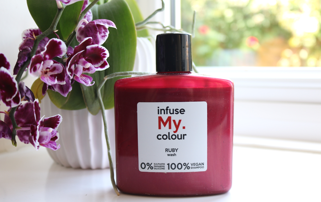 Infuse My Colour Ruby Wash review