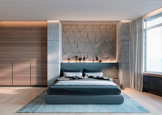 3 ý tưởng thiết kế nội thất cho phòng ngủ 1