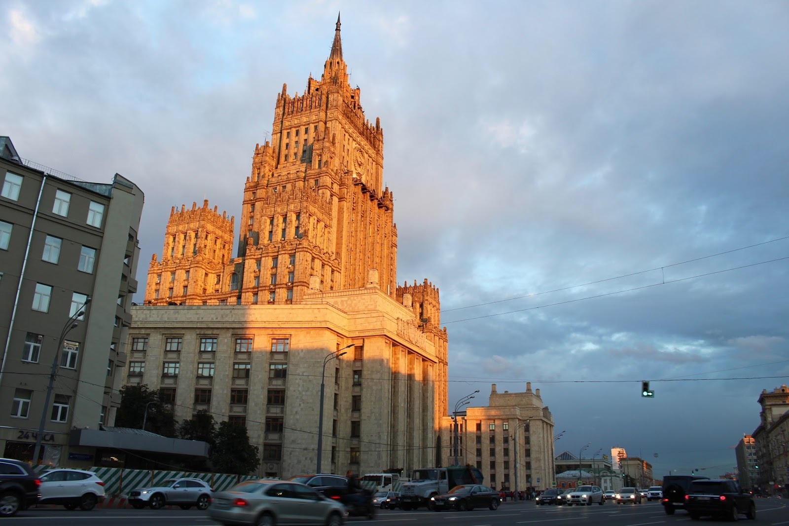 Ministry of Foreign Affairs Moscow