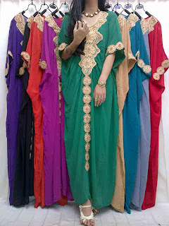 Kaftan Krancang fit to XL