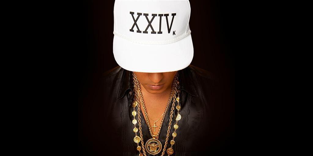 """Bruno Mars anuncia nuevo sencillo """"24k Magic"""""""