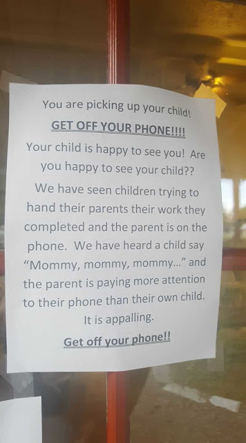This Day Care Got Fed Up With Parents' Behavior and Now Their Sign is Viral!