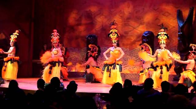 Spirit of Aloha Dinner Show em Orlando