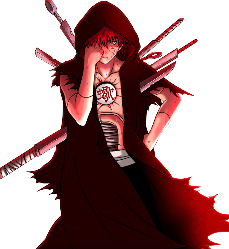 Naruto Shippuden - Sasori of the Red Sand (Part 3)
