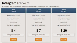 TheFollowerShop - Where to buy Instagram Followers, Instagram Likes