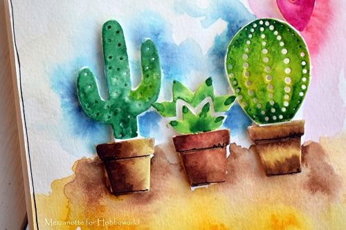 Kaktuskort