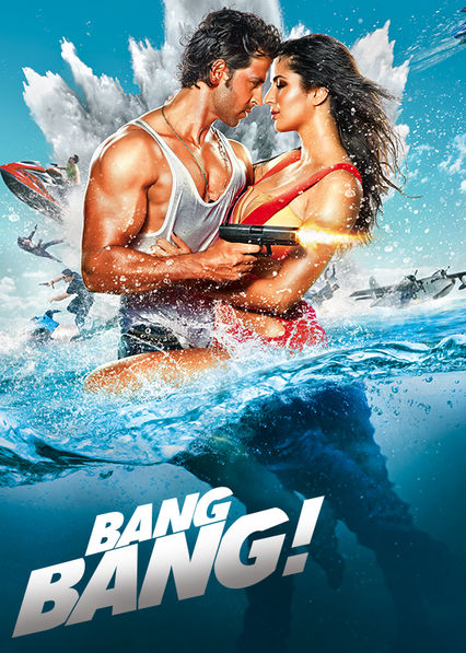 Bang Bang 2014 Hindi Full Movie 500MB BluRay 480p ESubs