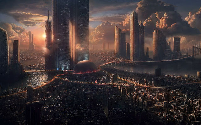 Cities from Future